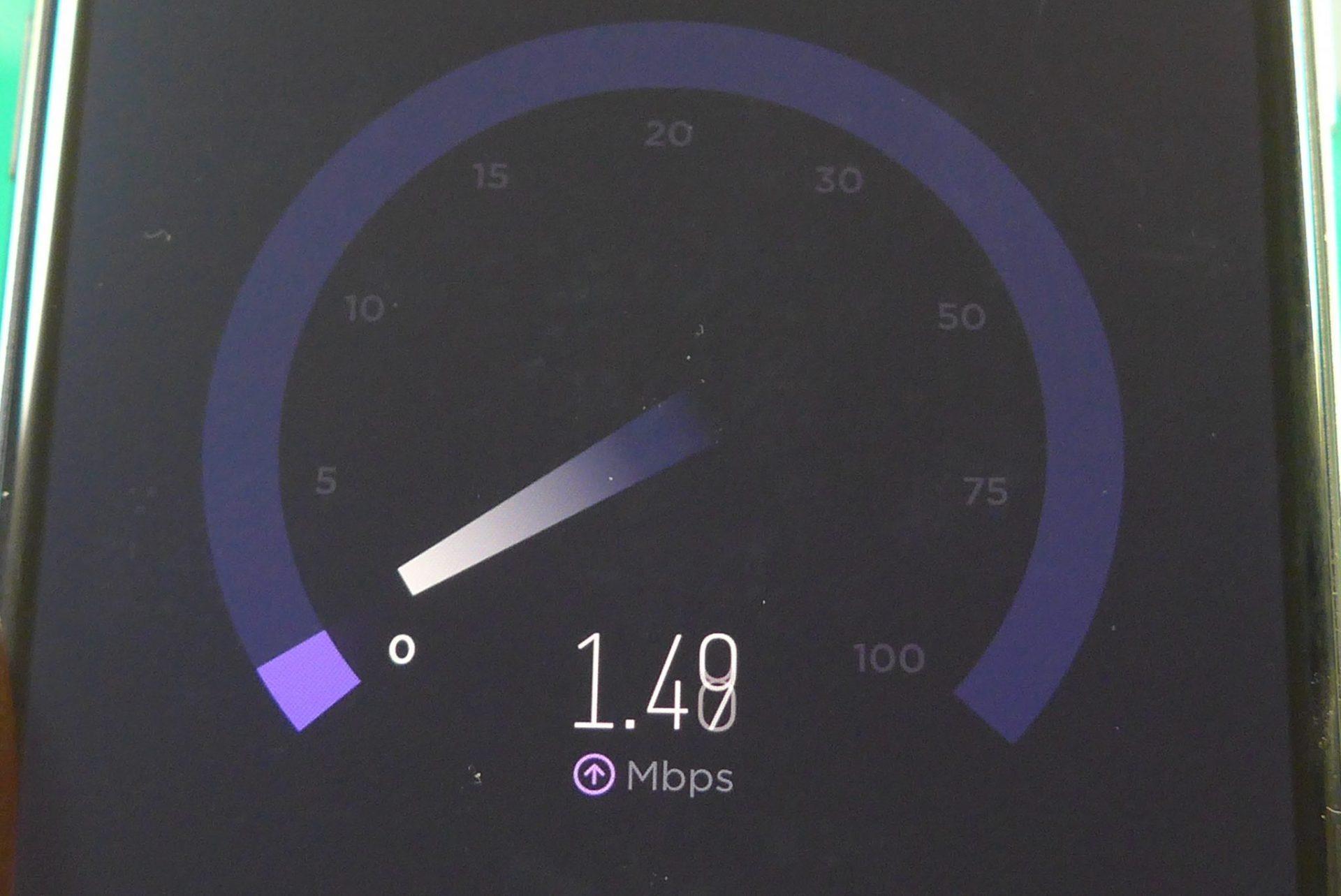 (S)ブロードワイマックスWiFi周波数を5GHzへ変更!早い!